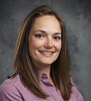 Lynne Dieckman, PhD, assistant professor, Chemistry