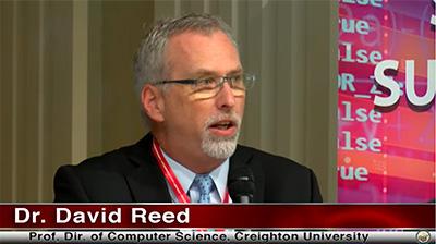 Dr. David Reed, Creighton University