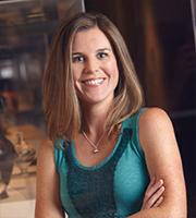 Erin Averett, PhD, associate professor, Fine and Performing Arts