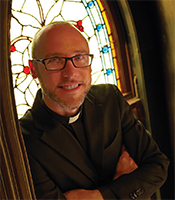Father Paddy Gilger, SJ (A&S '03)