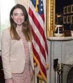 Political Science Major Interned in D.C.