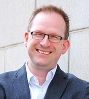 Simon Appleford, PhD, assistant professor, History