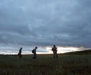 Backpack Journalism students in Alaska