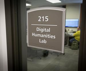 Digital Humanities Lab