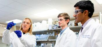 Creighton to Offer New Biochemistry Major
