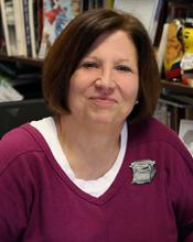 Creighton College of Arts and Sciences Success Story Carol Zuegner