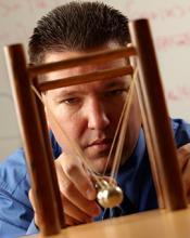 Creighton College of Arts and Sciences Success Story Gintaras Duda