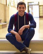 Oliver Alonzo, student