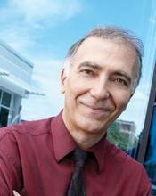 Nebraska Professor of the Year Jeffrey Hause at Creighton University